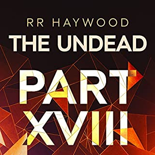 The Undead: Part 18 audiobook cover art