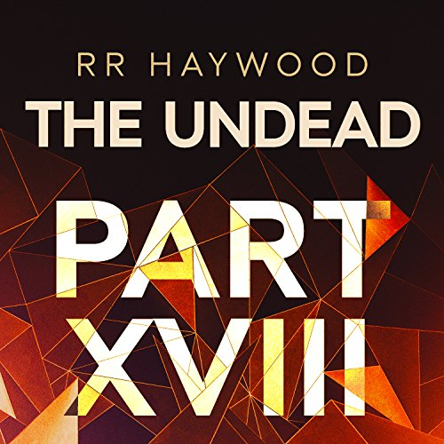 The Undead: Part 18 cover art