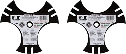 MTD Genuine Parts 3-Side Edger Star Blade - Pack of 2