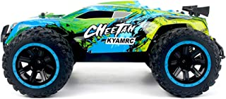 Andoer KY-2011A 1/14 Big Foot RC Crawler RC Off-road Car, Stunt Car 2.4Ghz 4WD RC Car High Speed Lightweight RC Car Toys f...