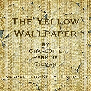 The Yellow Wallpaper audiobook cover art