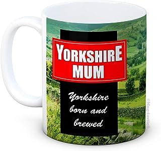 Yorkshire Mum - grappige keramische koffiemok
