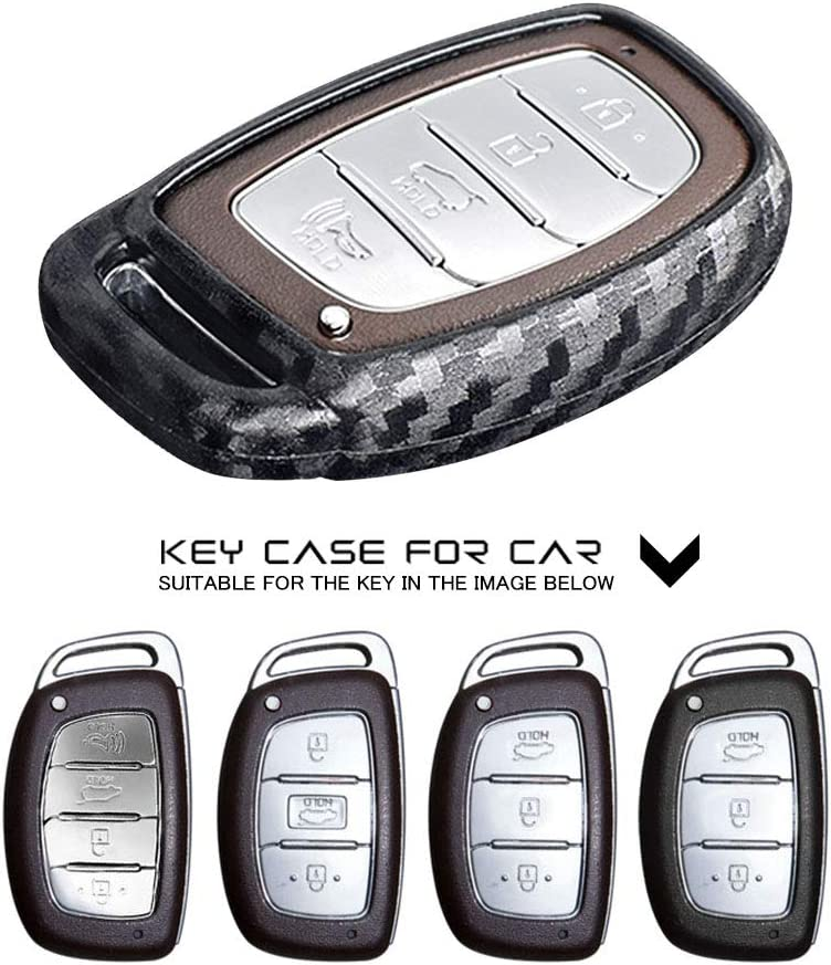 Challenge Our shop most popular the lowest price of Japan ☆ Ceyes Carbon Fiber Texture Protective Cover Smart Key Co Car