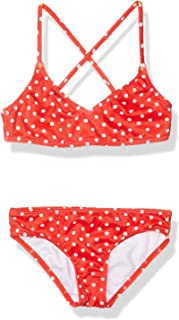 BILLABONG Girls' Big Free Babe Tali Two Piece Swim Set