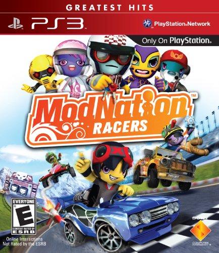 Sony ModNation Racers, PS3