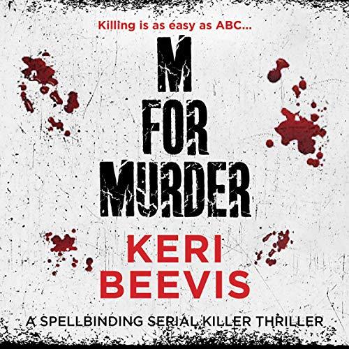 M for Murder cover art
