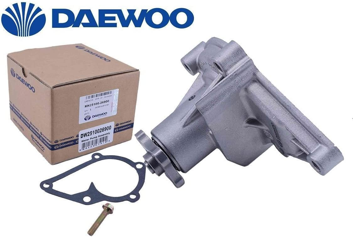 Genuine Wholesale Hyundai 25100-26900 Courier shipping free shipping Assembly Pump Coolant