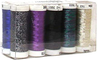 Sulky Thread Sampler Original Metallic Top 10 ThrdSamplerOriginalMetalTop10