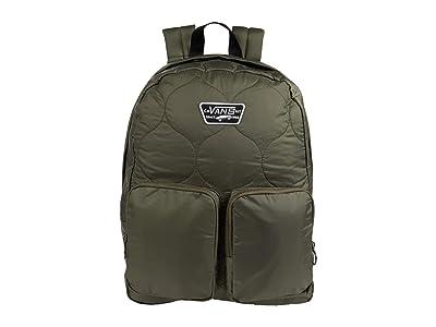 Vans Long Haul Backpack (Grape Leaf) Backpack Bags