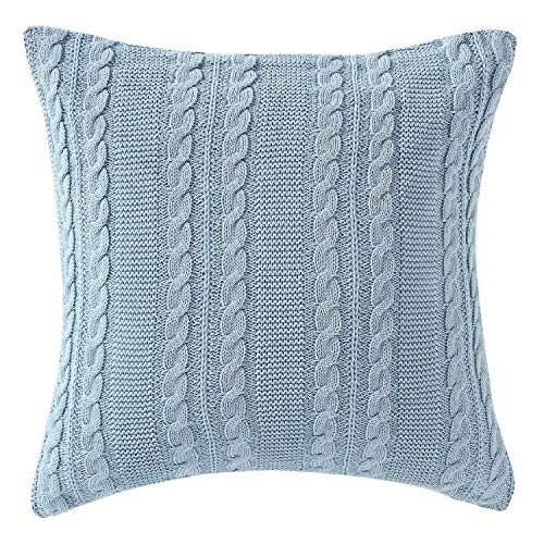 VCNY Home Dublin Collection Euro Sham-Decorative Fashion Pillow with Stylish Design for Home Décor, 26