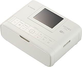 طابعة كانون سيلفي CP1300 صغيرة للصور، ابيض