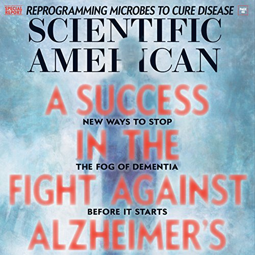 Scientific American, April 2017 (English) Titelbild