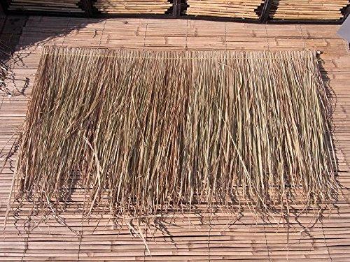 10 x Palmendach Reetdach Schindel Palme Bambus Palmenblätter Palmenschirm Schindeln