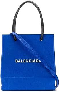 Luxury Fashion   Balenciaga Womens 5724110AI2N4214 Blue Handbag   Fall Winter 19