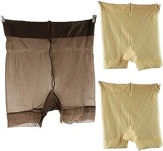 ElsaYX Men Women Nylon Boxer Underwear