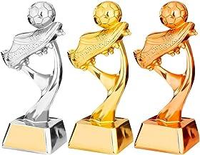 PLEASUR Champion Schoenen Trofee Voetbal Match Trofee Familie Creatieve Ornamenten Atleet Trofee Fans Levert Handgemaakte,...