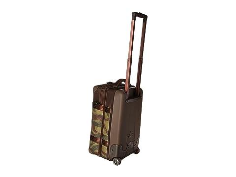Camo Viaje Flight Equipaje Pincelada Deck Burton Wheelie xSRAq41v