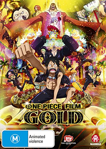 One Piece Film - Gold