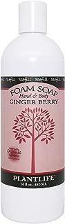 Hand & Body Foam Soap Ginger Berry 16oz Refill