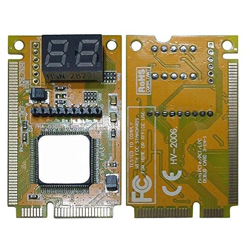 Gesh 2 dígitos Portátil PC PC PCI PCI-E LPC Portátil...