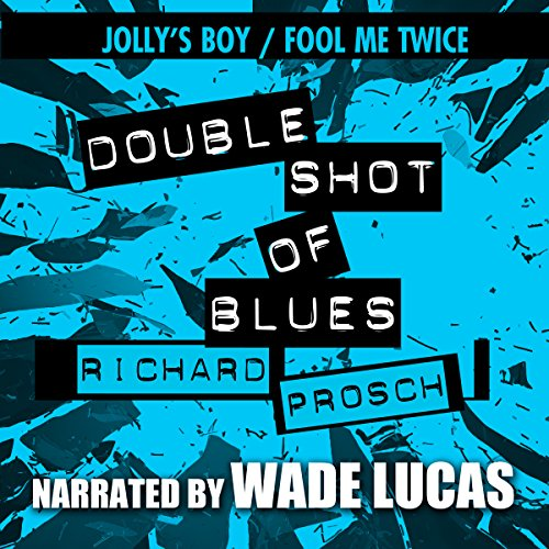 Double Shot of Blues audiobook cover art
