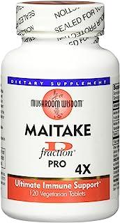 Maitake D-Fraction Pro, (120 count)
