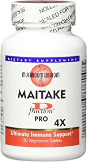 Maitake D-Fraction Pro, (120 count)