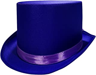 Tuxedo Silk Satin Top Hat Roaring 20s Adult Child Formal Costume Magician