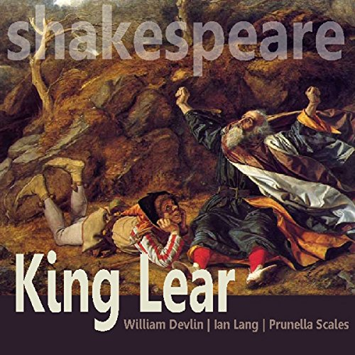 King Lear (Dramatised) audiobook cover art