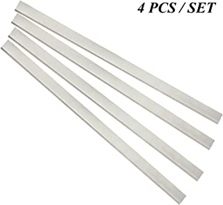 20InchesPlaner Blades Knives Jointer HSS Replacement for GrizzlyG6702G0454W Jet 208 Powermatic 209 Woodstock W163W7147 Delta DJ-20 Dewalt Shop Fox W1754 and other 20
