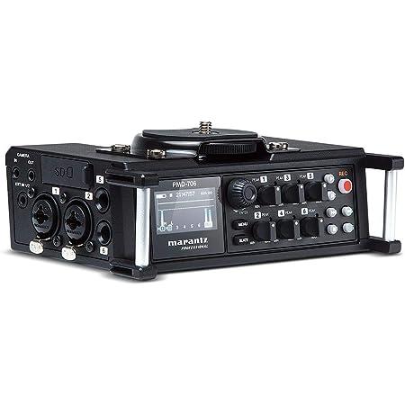 Marantz Professional PMD-706 96kHz 6-Channel DSLR Recorder