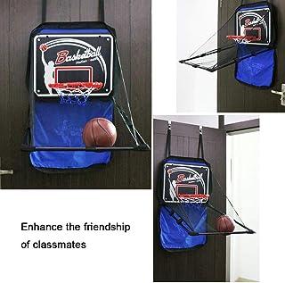 lurdausXD Portable Basketball Stand Outdoor Sports Basketball Toy Indoor and Outdoor Multi-Function Portable Sports Basketball Box