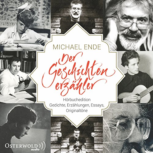 Michael Ende - Der Geschichtenerzähler audiobook cover art