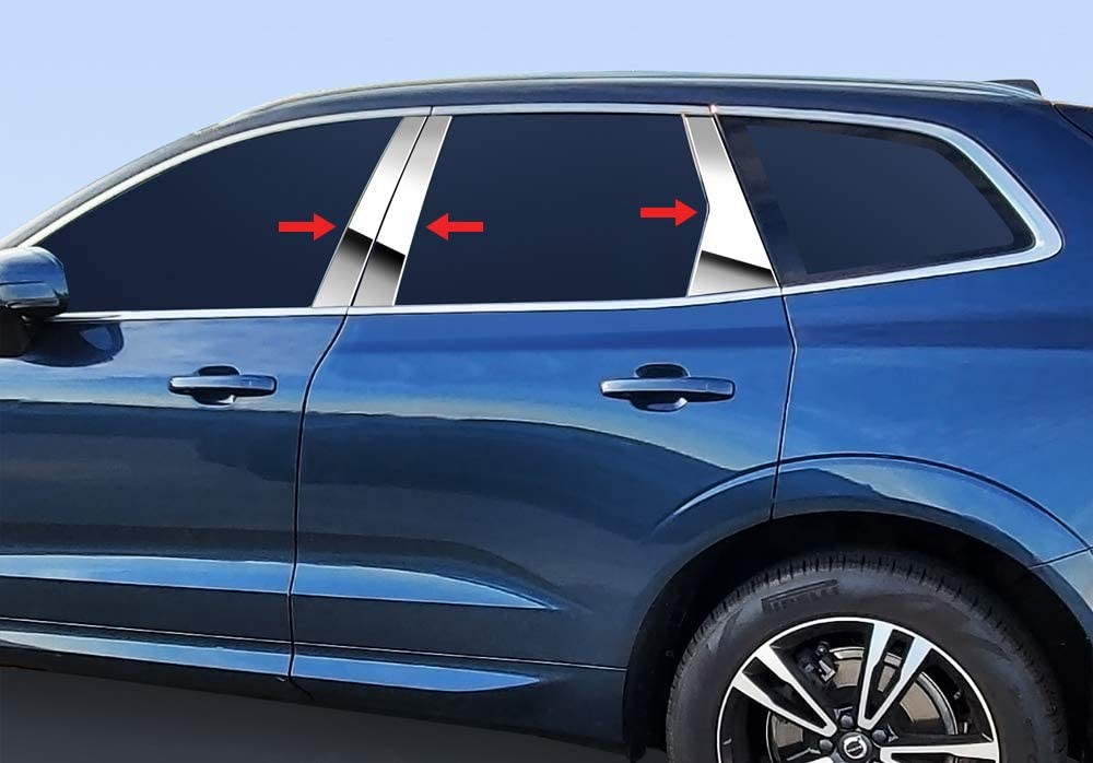 Tyger Auto Made in USA Compatible Max 48% OFF XC60 Chr 2017-2020 with Volvo Ranking TOP1