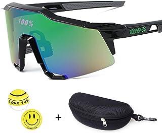 f9103b3d75 Tong Yue Gafas de sol unisex para ciclismo, para hombres y mujeres