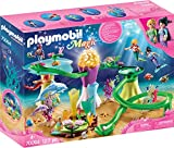 Playmobil 70094 Magic Cala de Sirenas con Cúpula Iluminada, A partir de 4 años, Multicolor