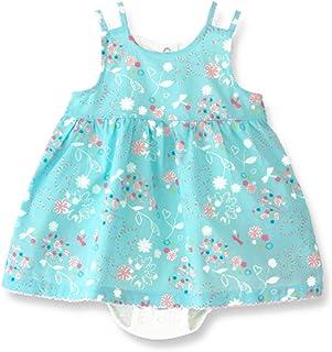 Infant Toddler Baby Girl Bodysuit Dress Sleeveless Sundress Princess Vest Dress Baby Summer Skirt Outfits Clothes