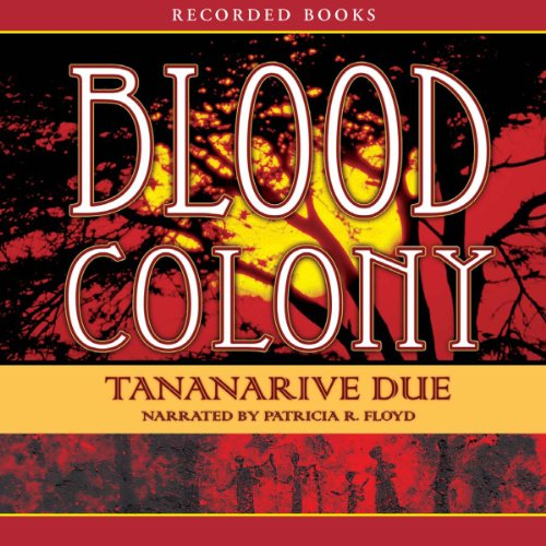 Blood Colony cover art