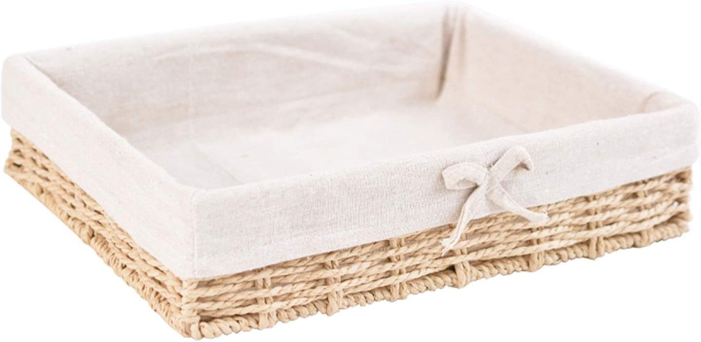 Electric oven Woven Storage Baskets Braided Paper Ranking TOP6 Rope Multipur 70% OFF Outlet