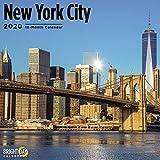 New York City Wall Calendar 2020