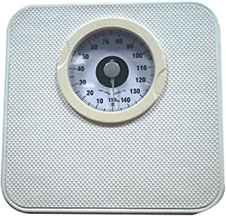 Bathroom Scale Precision Mechanical Scales, Compact, Easy to Read Large dials, Analog Scales Without Buttons/no Battery, 1...