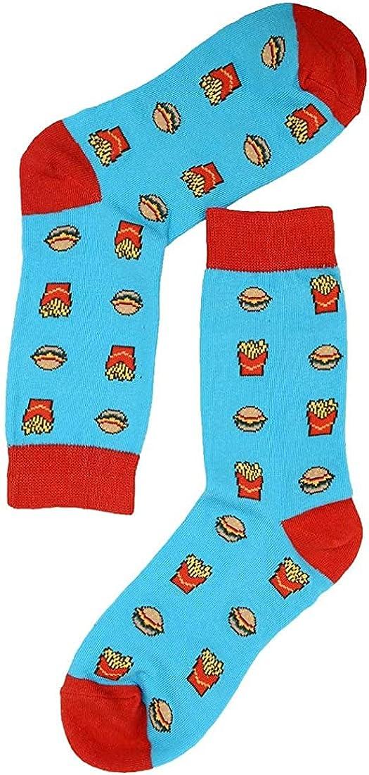 Women's Crew Cut Socks – Novelty Casual Dress Socks, Sock Size 9-11/Shoe Size 4-10