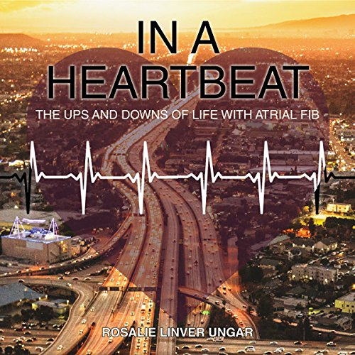 In a Heartbeat audiobook cover art