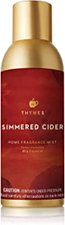 Thymes - Simmered Cider Home Fragrance Mist - 3 Ounce Bottle