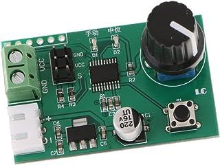 Milageto 2チャネルサーボモーターシリアルインターフェイスコントロールボードサーボコントローラー