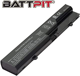 Battpit™ Laptop/Notebook Battery Replacement for HP ProBook 4525S 4420s 4320s 4320t 4325s 4520 4520s 4425s Compaq 320 325 420 620 PH06 PH09 593572-001 593573-001 (4400mAh / 48Wh)
