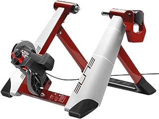 comprar comparacion Elite Novo Force - Rodillo magnético de ciclismo (sistema de fijación rápida, máxima estabilidad), 8 niveles de resistencia