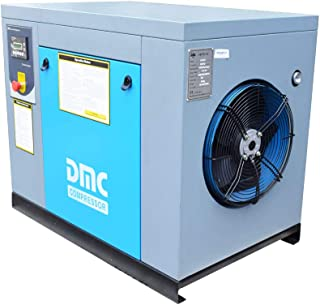 HPDMC Rotary Screw Compressor -10 HP / 7.5 KW - 40 CFM / 115 PSI - 230 Voltage / 3-Phase - Industrial Air Compressed System