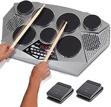 Pyle PTED06 Negro acoustic drum - Instrumento de percusión