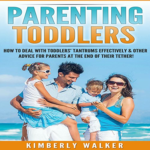 Parenting Toddlers audiobook cover art